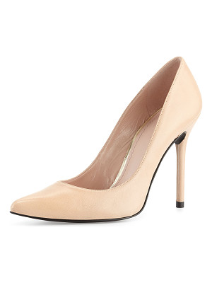 STUART WEITZMAN Nouveau Leather Pump
