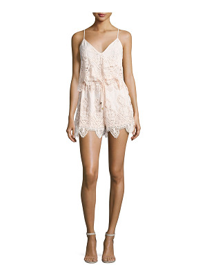 Suboo Prairie Broderie Anglaise Playsuit