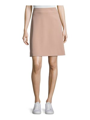 Theory Camogie High-Waist Mini Skirt