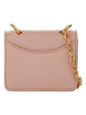 TORY BURCH Alexa Mini Quilted Chain Shoulder Bag