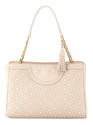 TORY BURCH Fleming Diamond-Quilted Shoulder Bag