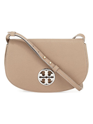 TORY BURCH Jamie Leather Clutch Bag