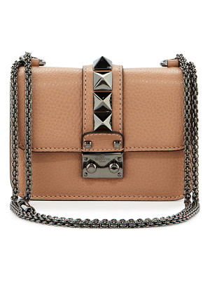 Valentino Lock Micro Mini Shoulder Bag