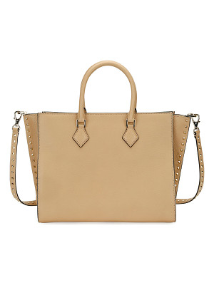 VALENTINO Rockstud Double-Handle Tote Bag