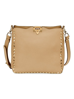 VALENTINO Rockstud Small Hobo Bag
