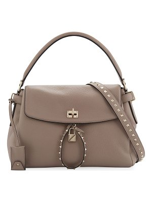 VALENTINO Twiny Single-Handle Rockstud Shoulder Bag