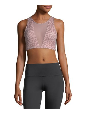 Varley Terri Sports Bra W/Mesh Panel