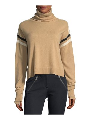 Veronica Beard Canter Cashmere Turtleneck Sweater
