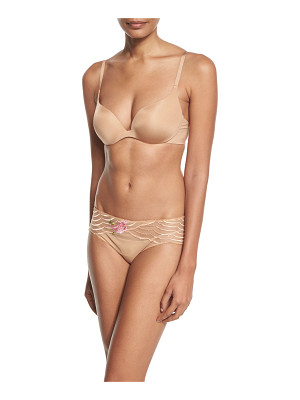 Wacoal Intuition Push-Up Plunge Bra