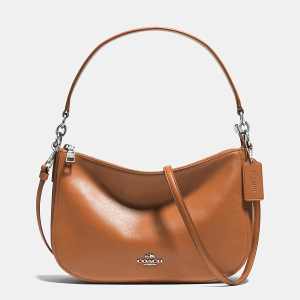 COACH chelsea crossbody - With a modern, minimalist shape and perfect proportions,...