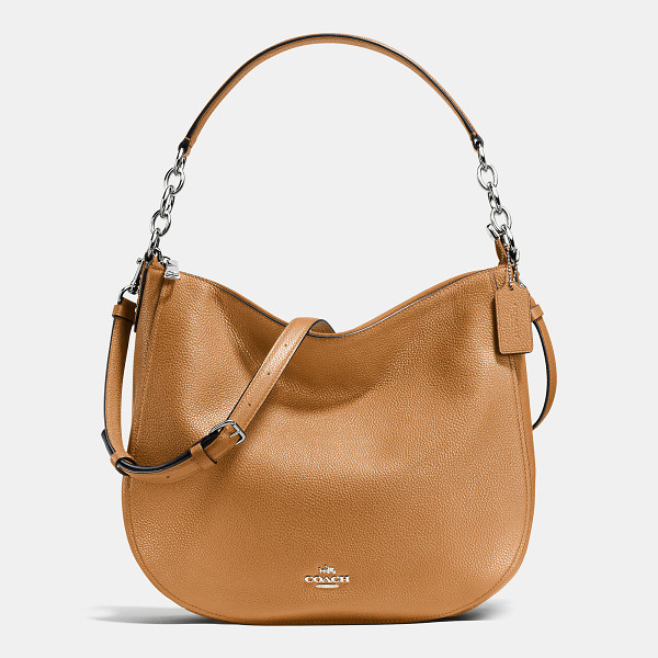 COACH chelsea hobo 32 - This larger addition to the Chelsea family is an elegant,...