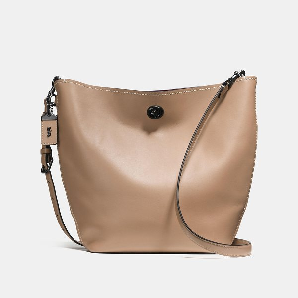 COACH duffle shoulder bag - The iconic Duffle Sac was first introduced in 1971 and...