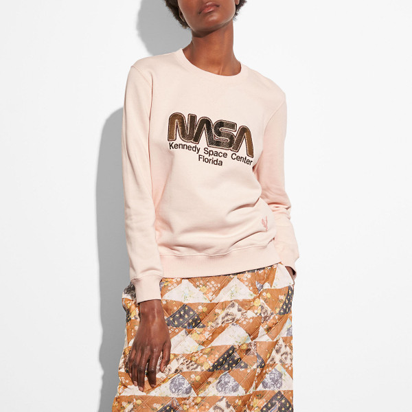 COACH space sweatshirt - Introducing a limited-edition space collection inspired by...