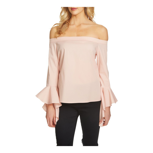 1.STATE off the shoulder top - Take on this season's statement sleeve and give your look...