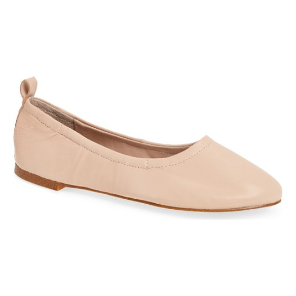 1.STATE salen ballet flat - This ballet flat has everything you need to stay...