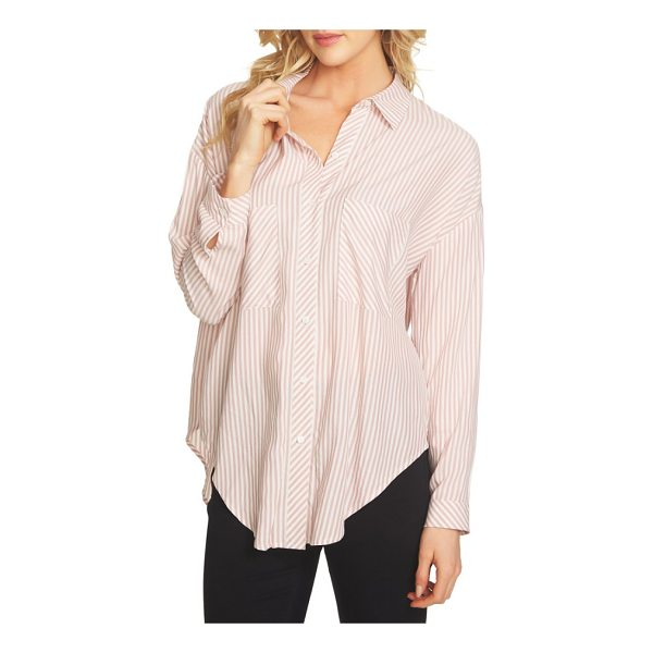 1.STATE split high/low hem blouse - A weekend essential with a high/low hem and long back split...