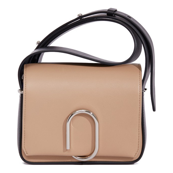 3.1 PHILLIP LIM 'mini alix' leather shoulder bag - The Mini Alix bag from Phillip Lim features custom hardware...