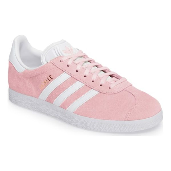 NORDSTROM X ADIDAS gazelle sneaker - Initially designed as a training shoe for top athletes in...