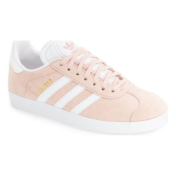 ADIDAS gazelle sneaker - Initially designed as a training shoe for top athletes in...