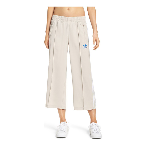 ADIDAS ORIGINALS sailor crop pants - Nail the athleisure look in these cool cropped pants styled...