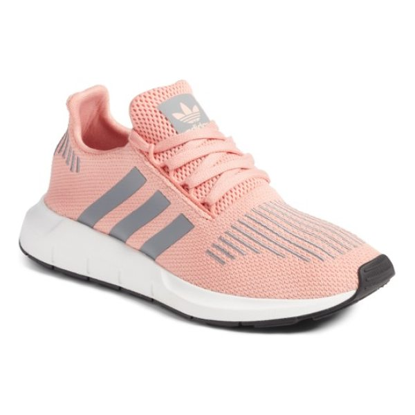 ADIDAS swift run sneaker - A sleek new silhouette inspired by running shoes in the...