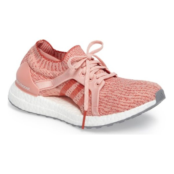 ADIDAS ultraboost x sneaker - Dial up your performance with UltraBoost, a premium adidas...