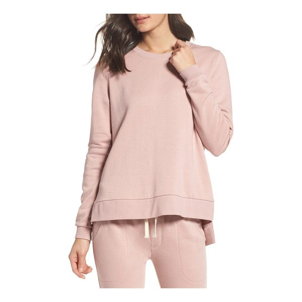 ALTERNATIVE cutout sweatshirt - Cutouts at the elbows and a structured silhouette is all...
