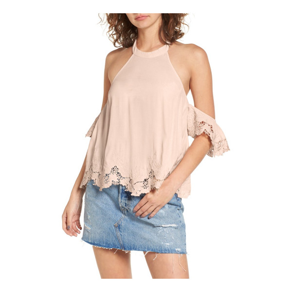 ASTR THE LABEL alesandra blouse - Channel your favorite romantic heroine every time you slip...
