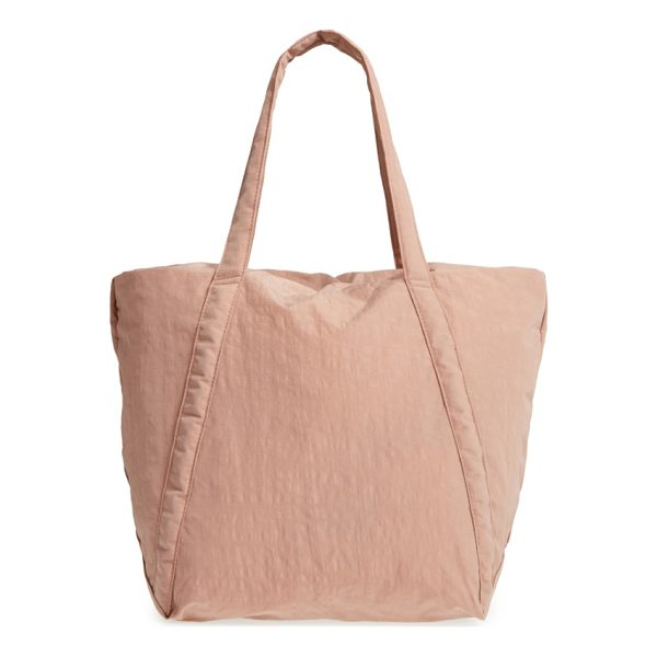BAGGU cloud tote - This feather-light tote will easily take you from the...