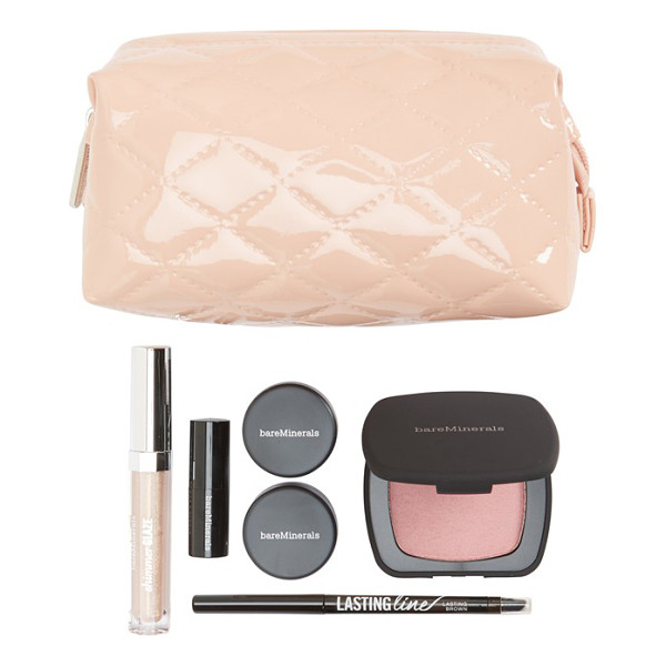 BAREMINERALS Nude beach - Experience a full wardrobe of neutral shades with a touch...