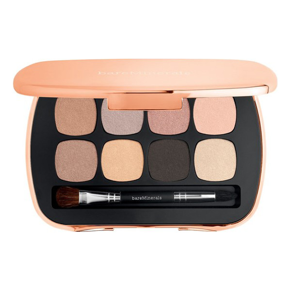 BAREMINERALS ready 8.0 the sexy neutrals eyeshadow palette - What it is: bareMinerals READY Eyeshadow provides vivid,...