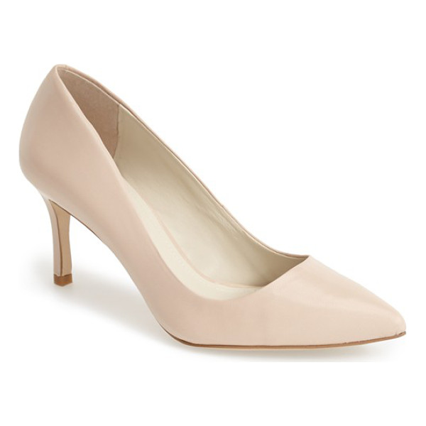 BCBGENERATION pinni pointy toe pump - Easy to wear and easy to pair, these stylish pointy toe...