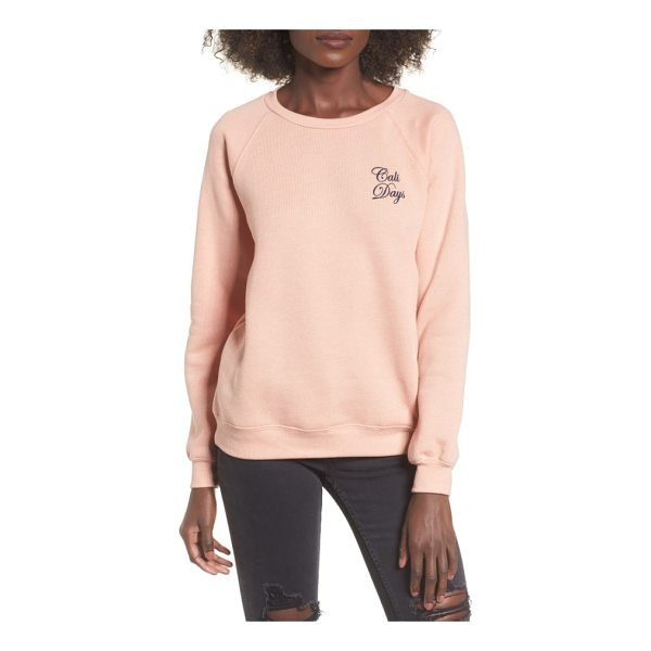 BILLABONG cali days sweatshirt - When you can't spend your days in Cali sunshine, donning...
