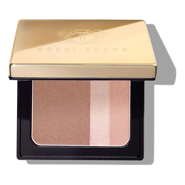 BOBBI BROWN brightening blush - What it is: An ultrasoft, bronzy blush that warms up your...