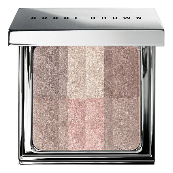 BOBBI BROWN Brightening finishing powder - What it is: This all-over powder instantly illuminates and...