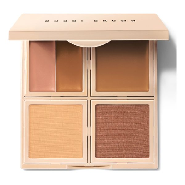 BOBBI BROWN 5-in-1 essential face palette - What it is: An all-in-one palette featuring everything you...