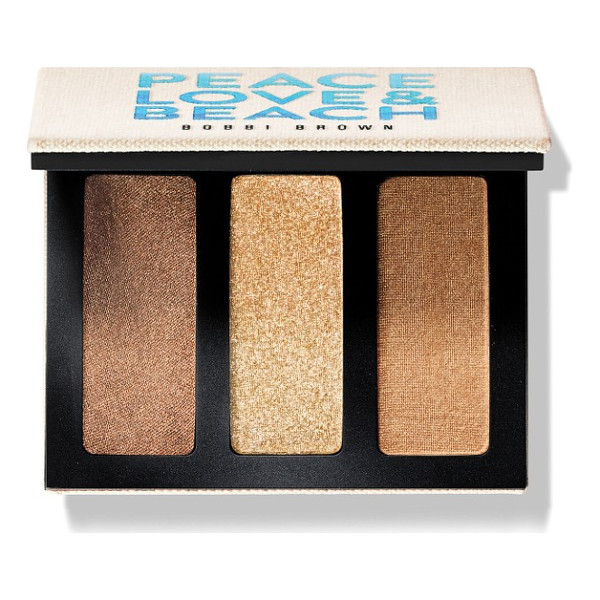 BOBBI BROWN eyeshadow trio - What it is: An eyeshadow trio inspired by the elements. Why...