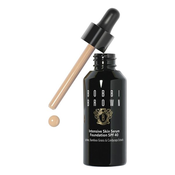BOBBI BROWN intensive skin serum foundation spf 40 - What it is: A high-powered formula containing lychee,...