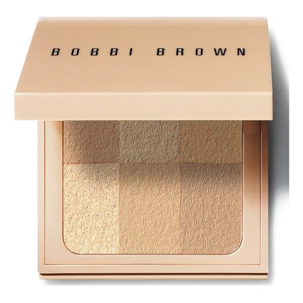BOBBI BROWN nude finish illuminating powder - What it is: A subtle, natural, ultrasoft, translucent...