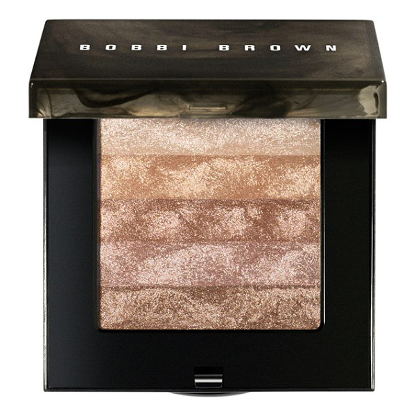 BOBBI BROWN Sandstone shimmer brick compact - Sandstone features five different shades of ultra-luxe,...