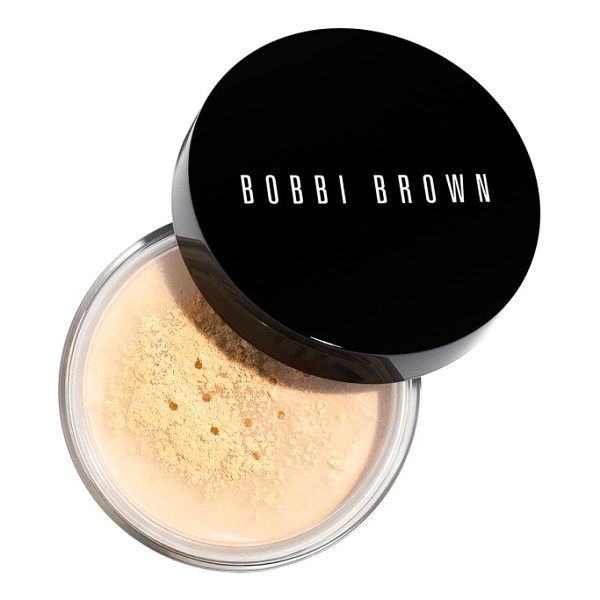 BOBBI BROWN sheer finish loose powder - What it is: A long-lasting powder that sets and perfects...