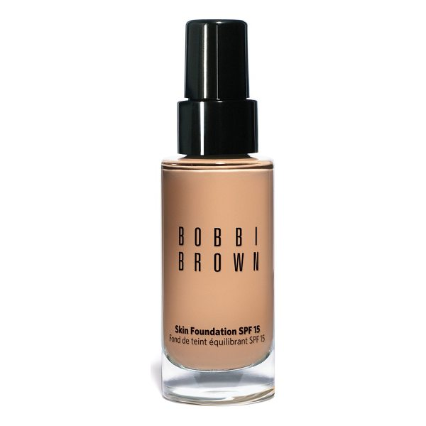 BOBBI BROWN skin foundation spf 15 - What it is: A long-wearing, water-based, oil-free formula...