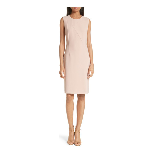 BOSS demisana sheath dress - A sleek sheath that will take you from the office to...