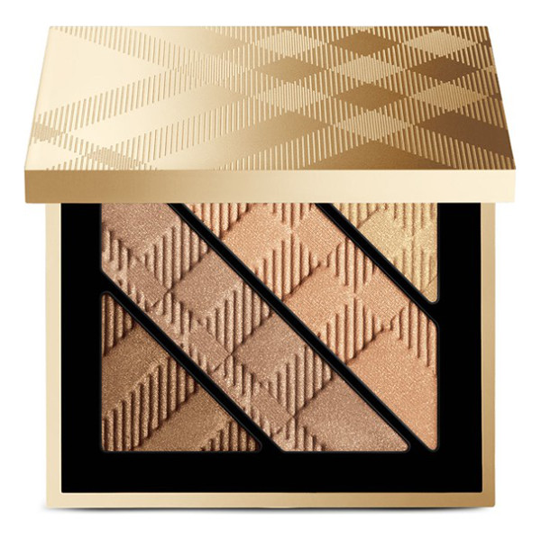 BURBERRY BEAUTY festive complete eye palette - Designed for effortless application, each Burberry Beauty