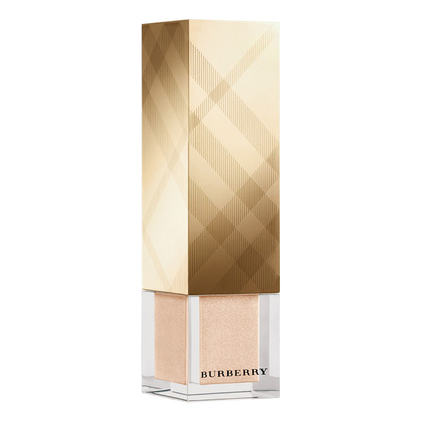 BURBERRY BEAUTY festive fresh glow luminous fluid foundation - The lightweight Fresh Glow Luminous Fluid Foundation...