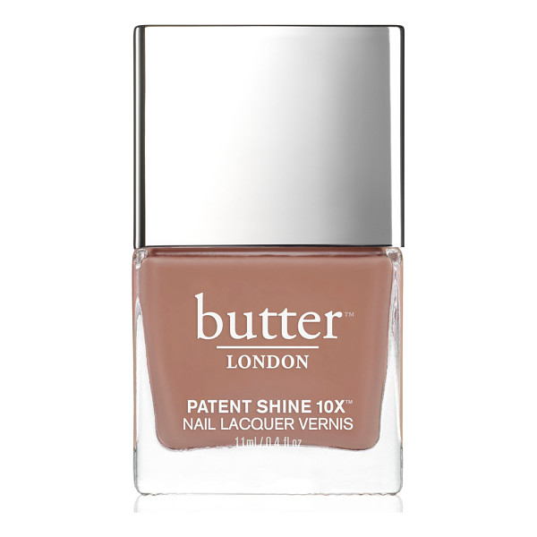 BUTTER LONDON 'patent shine 10x' nail lacquer - Fierce color sparks a revolution with butter LONDON Patent