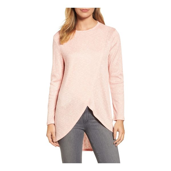 CASLON caslon high/low tunic top - An everyday pullover with slip-on-and-go ease features a...