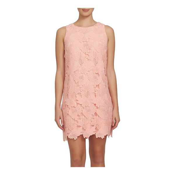 CECE BY CYNTHIA STEFFE arlington lace shift dress - The little lace dress is fresh for the season with this...