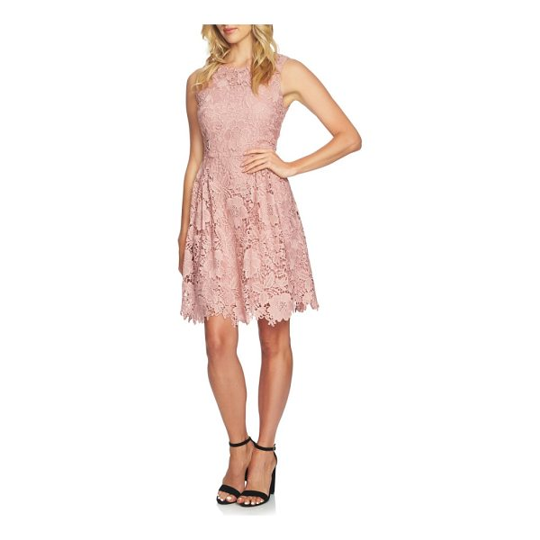 CECE BY CYNTHIA STEFFE claiborne lace a-line dress - An all-occasion dress as romantic as they come features a...