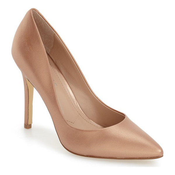 CHARLES BY CHARLES DAVID 'pact' pump - A low-cut topline maximizes the leg-lengthening chic of a...